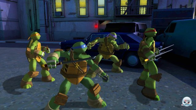 Screenshot - Teenage Mutant Ninja Turtles (360) 92465178