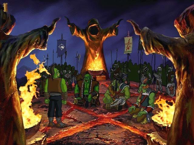 WarCraft Adventures: Lord of the Clans<br><br>Wer heute »Blizzard« sagt, der meint eigentlich »World of WarCraft«. Doch es gab eine Zeit vor den Massenquests, und in der experimentierte man sogar mit einem Adventure: Lord of the Clans sollte das an Geschichten reiche WarCraft-Universum um ein neues Genre erweitern - das klassische Point-n-Click-Adventure. Das Spiel um den Ork-Anführer Thrall (der später in WC3 zu einer Hauptfigur wurde), das 1997 erscheinen sollte, wurde nicht vollständig von Blizzard entwickelt - das Grafikdesign wurde der St. Petersburger Animationsfirma »Animation Magic« überlassen, später wurde sogar Adventure-Legende Steve Meretzky ins Boot geholt, um die Puzzles zu verfeinern. Der Grund war einfach, dass Blizzard mit Diablo und StarCraft ausgelastet war. Und diese Auslagerung war dann schließlich auch der Grund, das Spiel einzustampfen: Man war nicht mit der Qualität zufrieden, obwohl das Game angeblich schon fast fertig war. Kurz vor der E3 1998 wurde der Stecker gezogen. 1751733