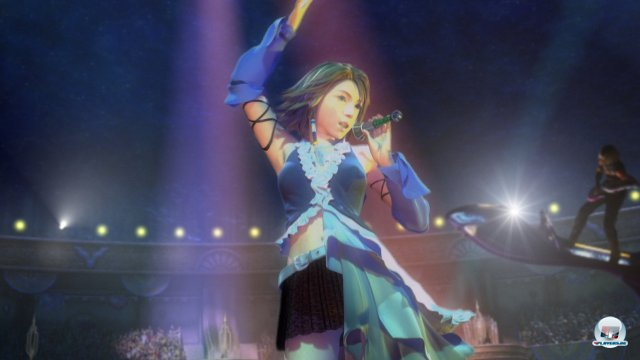 Screenshot - Final Fantasy X-2 (PlayStation3) 92460552