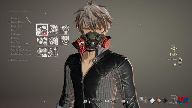 Screenshot - Code Vein (PC) 92558667