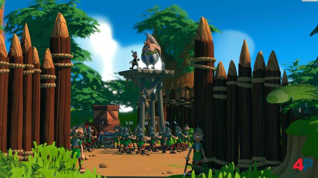 Screenshot - Asterix & Obelix XXL 3: Der Kristall-Hinkelstein (PC) 92598163