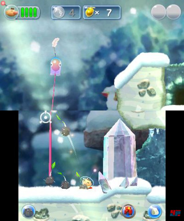 Screenshot - Hey! Pikmin (3DS) 92550127