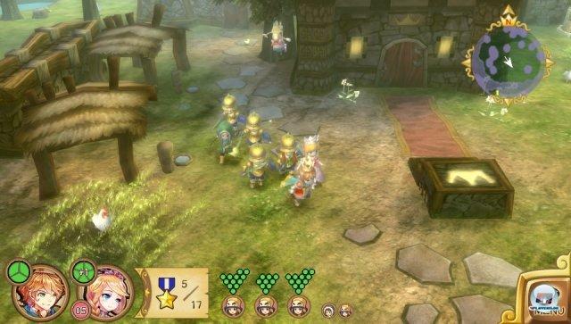 Screenshot - New Little King's Story  (PS_Vita) 2364022