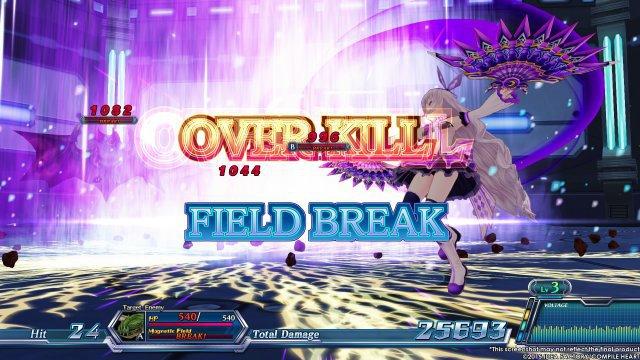Screenshot - Omega Quintet (PlayStation4)