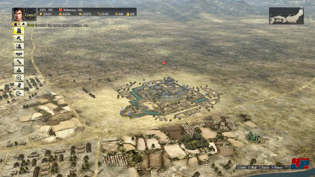 Screenshot - Nobunaga's Ambition: Sphere of Influence (PC)