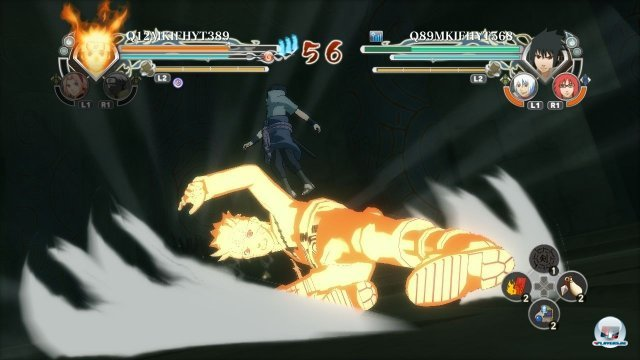 Screenshot - Naruto Shippuden: Ultimate Ninja Storm Generations (PlayStation3) 2314922