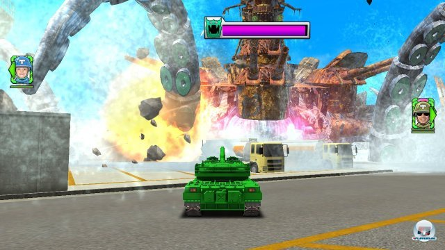 Screenshot - Tank! Tank! Tank! (Wii_U) 92425212