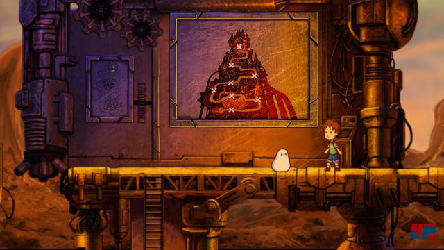 Screenshot - A Boy and his Blob (PC) 92518990
