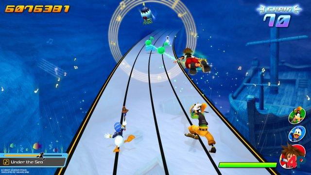 Screenshot - Kingdom Hearts Melody of Memory (PS4)