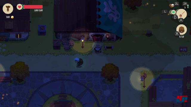 Screenshot - Moonlighter (Switch) 92577379