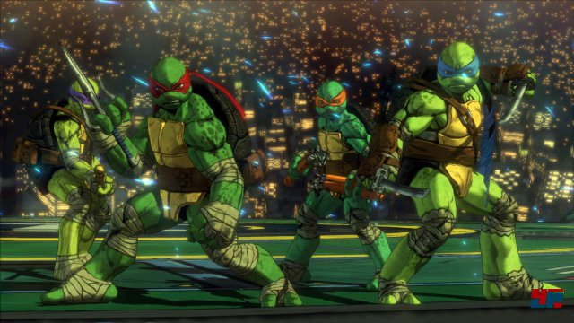 Screenshot - Teenage Mutant Ninja Turtles: Mutanten in Manhattan (PlayStation4) 92526390