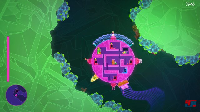 Screenshot - Lovers in a Dangerous Spacetime (PC)