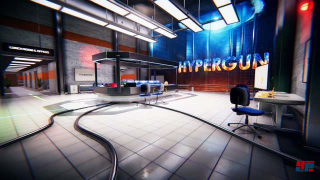 Screenshot - Hypergun (PC)