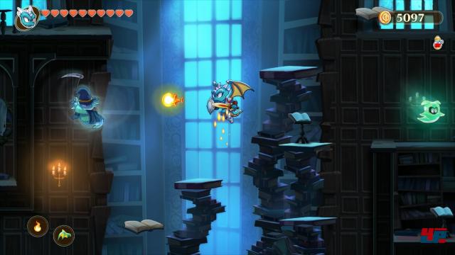 Screenshot - Monster Boy und das Verfluchte Königreich (PC) 92579717