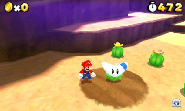 Screenshot - Super Mario 3D Land (3DS) 2280252