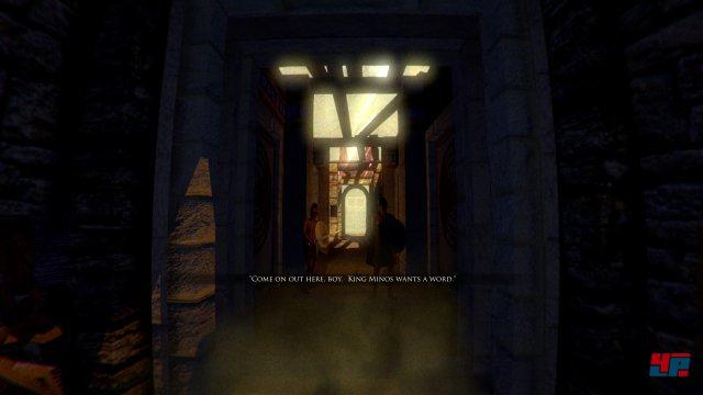 Screenshot - Depths of Fear: Knossos (PC) 92482099