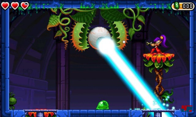 Screenshot - Shantae and the Pirate's Curse (3DS) 92500533