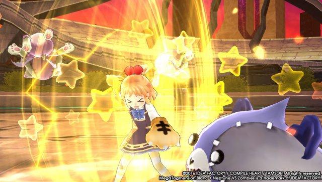 Screenshot - MegaTagmension Blanc   Neptune VS Zombies (PS_Vita) 92525097
