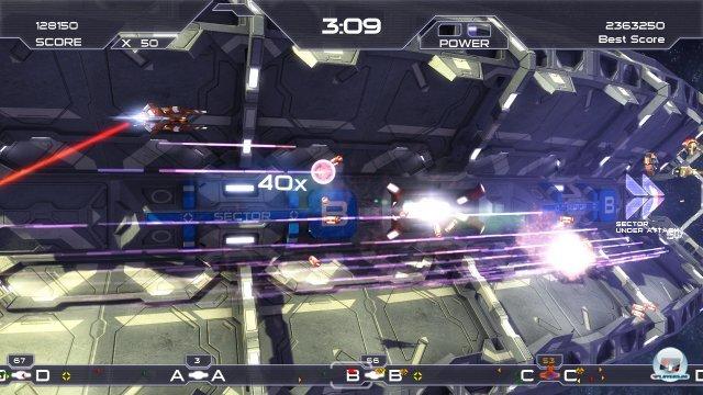 Screenshot - Orbitron: Revolution (PC)
