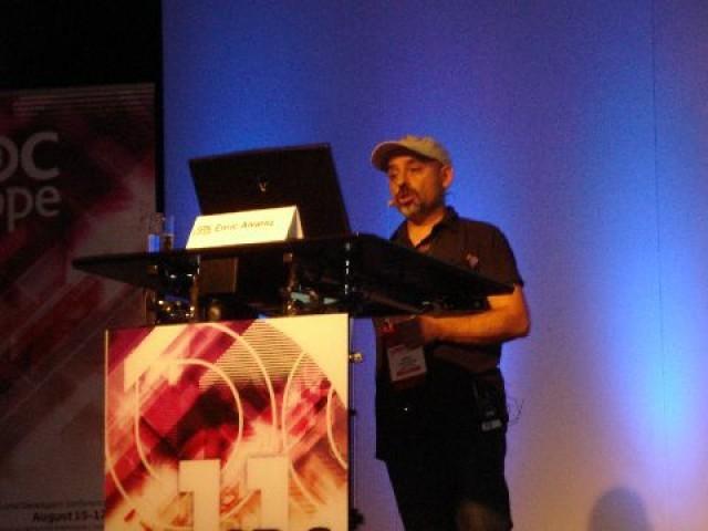 Screenshot - Game Developers Conference Europe 2011 (Spielkultur)