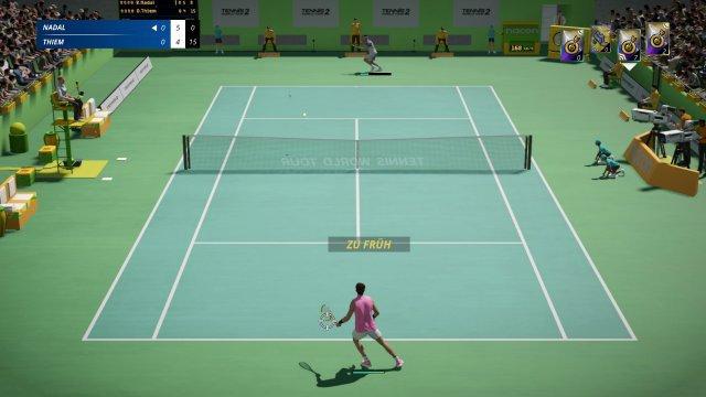 Screenshot - Tennis World Tour 2 (PS4) 92625831