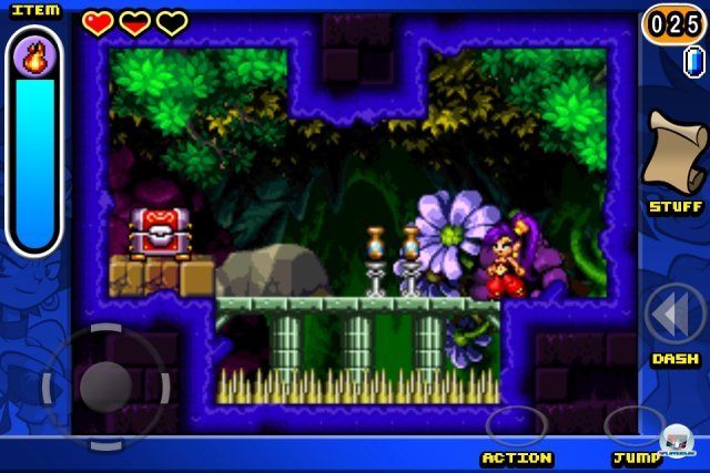 Screenshot - Shantae: Risky's Revenge (iPhone) 2283882