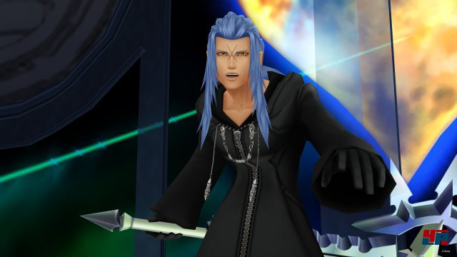 Screenshot - Kingdom Hearts HD 2.5 ReMIX (PlayStation3) 92491484
