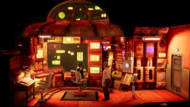 Screenshot - Harold Halibut (PC)