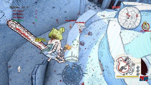Screenshot - Drawn to Death (PS4) 92544165