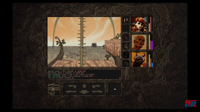 Screenshot - Aeon of Sands - The Trail (PC) 92579383