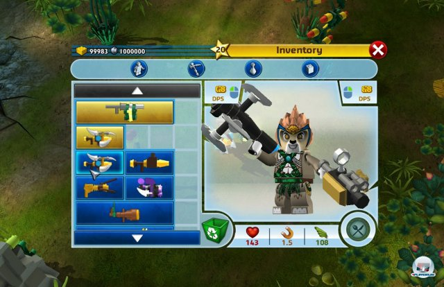 Screenshot - Lego Legends of Chima Online (PC)