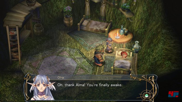 Screenshot - Ys 6: The Ark of Napishtim (PC)