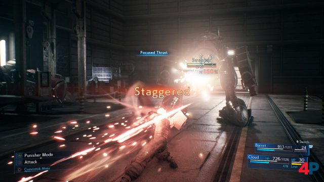 Screenshot - Final Fantasy 7 Remake (Arbeitstitel) (PS4) 92601155