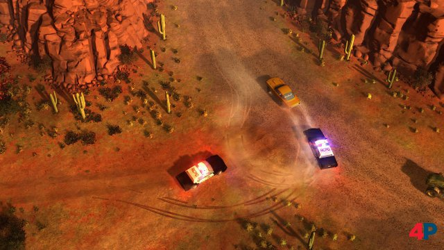 Screenshot - American Fugitive (PC)