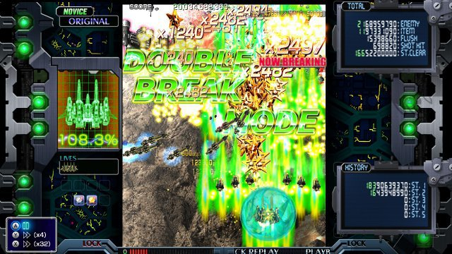 Screenshot - Crimzon Clover - World EXplosion (Switch) 92628117