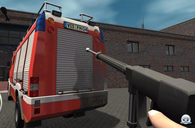 Screenshot - Werksfeuerwehr-Simulator (PC)