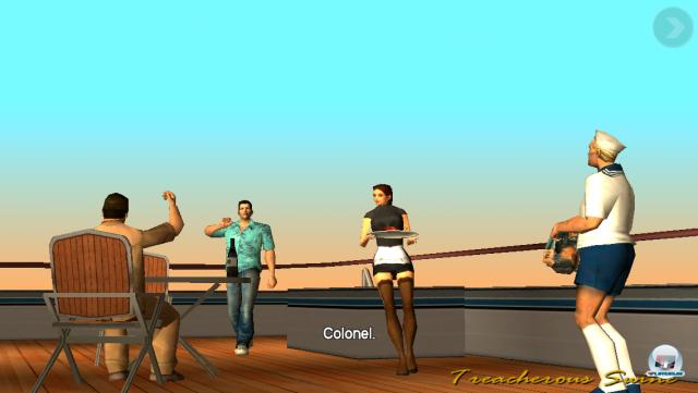 Screenshot - Grand Theft Auto: Vice City (iPhone) 92430642
