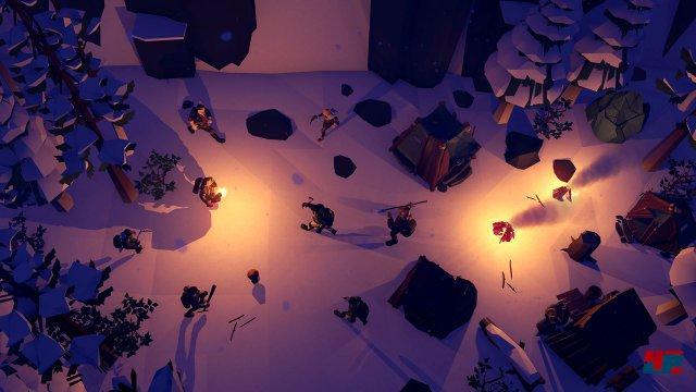 Screenshot - The Wild Eight (Linux)