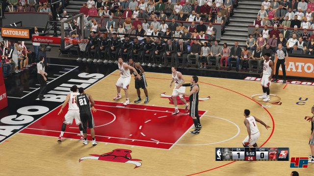 Screenshot - NBA 2K15 (PlayStation4) 92492122