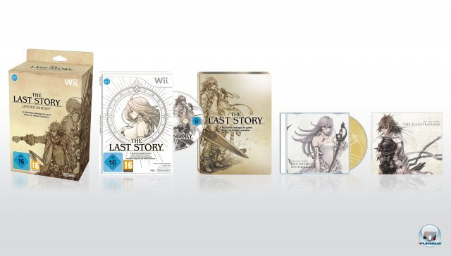 Screenshot - The Last Story (Wii)