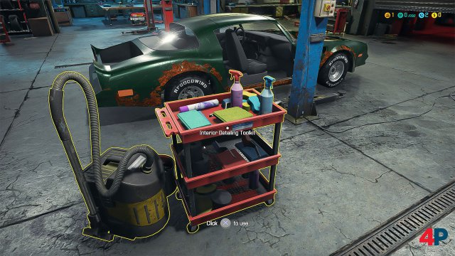Screenshot - Car Mechanic Simulator (PS4)
