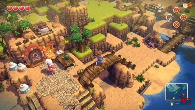 Screenshot - Oceanhorn: Monster of Uncharted Seas (PS4) 92533658