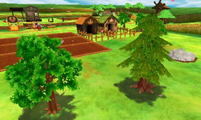 Screenshot - Story of Seasons: Trio of Towns (3DS) 92554163