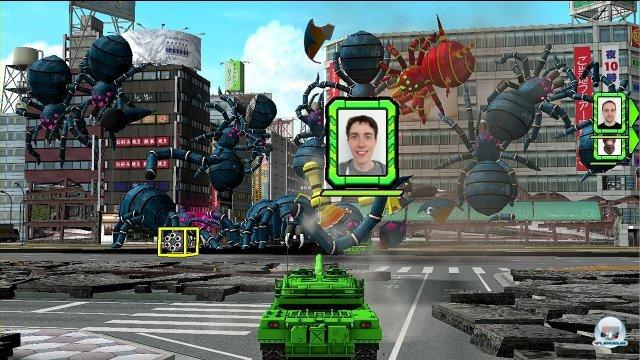 Screenshot - Tank! Tank! Tank! (Wii_U)