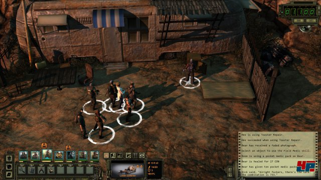 Screenshot - Wasteland 2 (PC) 92490644