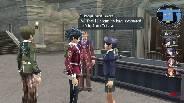 Screenshot - The Legend of Heroes: Trails of Cold Steel (PS4) 92587961