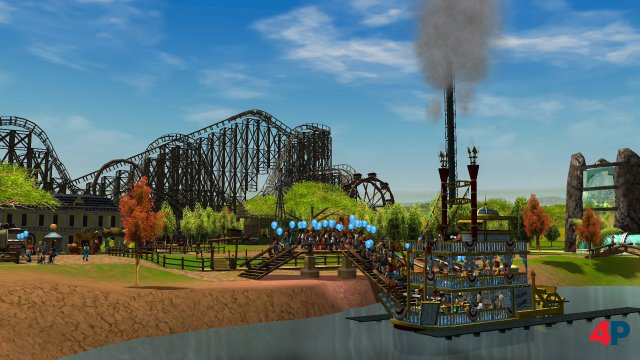 Screenshot - RollerCoaster Tycoon 3: Complete Edition (Switch) 92623660
