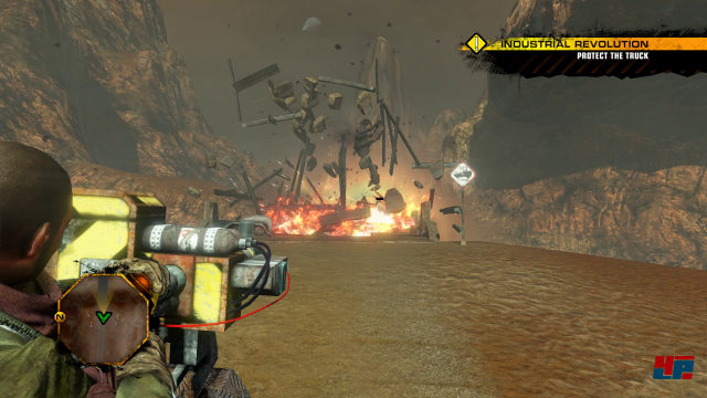 Screenshot - Red Faction: Guerrilla (PC) 92568672