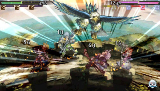 Screenshot - Grand Knights History (PSP) 2268812
