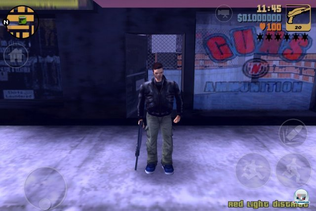 Screenshot - Grand Theft Auto III (iPhone) 2299327